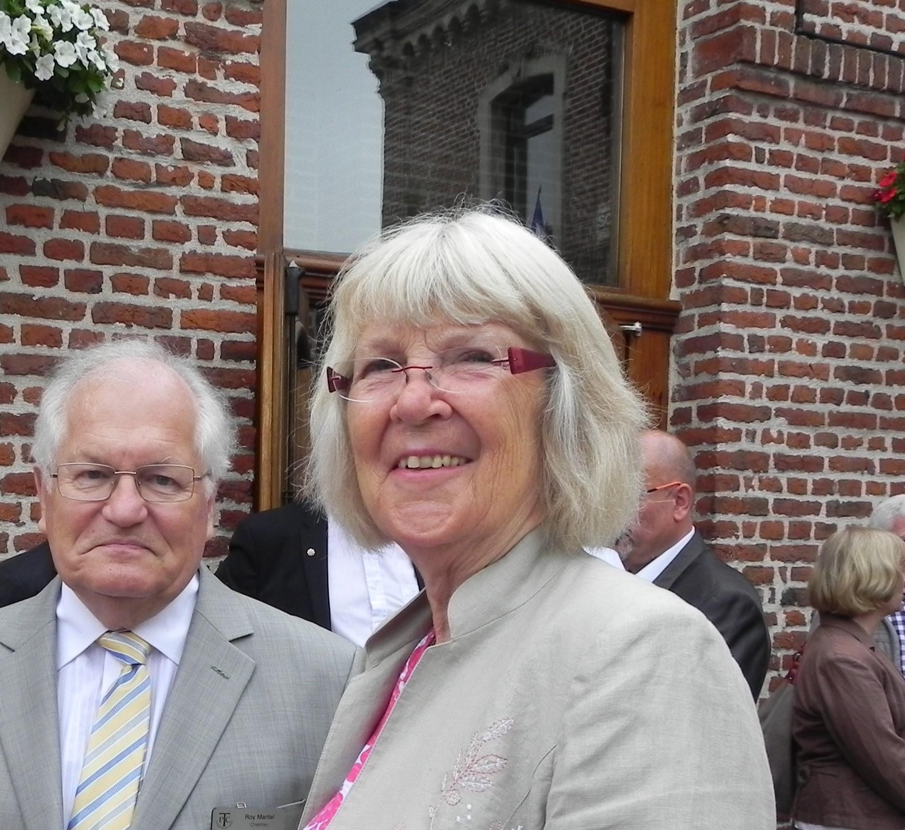 Hazel Evans